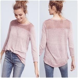 Akemi + Kin Amis Linen Pullover